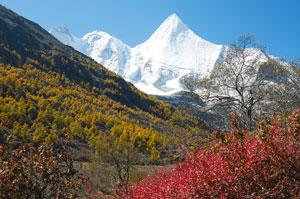 Western Sichuan in Autumn