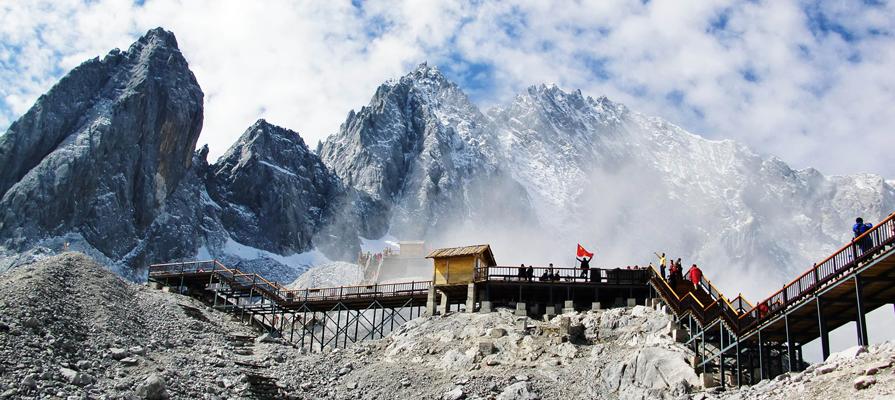 Jade Dragon Snow Mountains