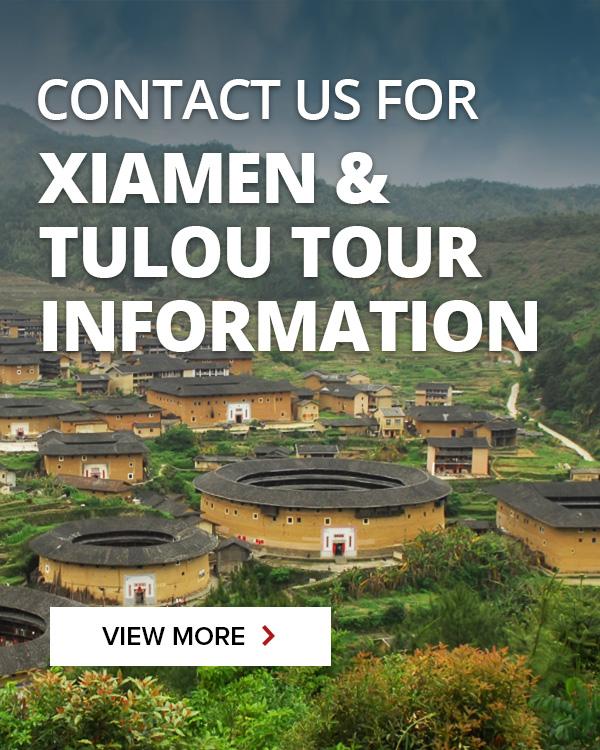 Xiamen tulou tour