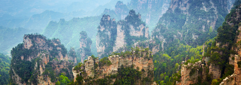 Top Places to Visit in China in Summer