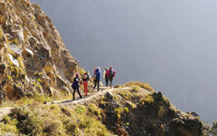best hiking trails in China