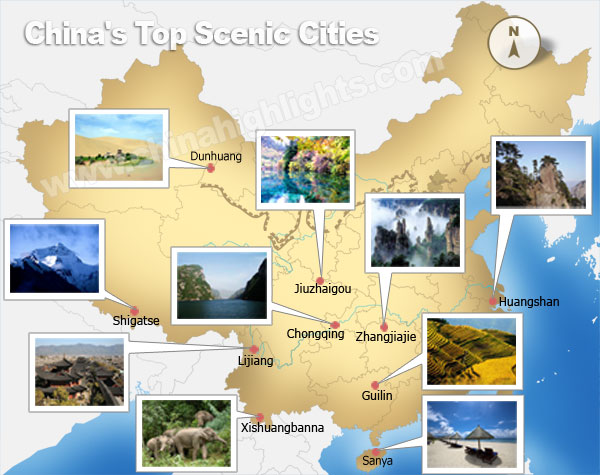 China%27s top scenic cities