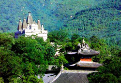 Biyun Temple on Fragrant Hill