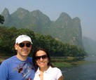 China Highlights' customers visiting Li River in Guilin