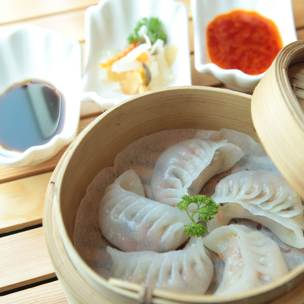 Chinese food travel, dumplings