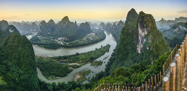 Guilin, the Li River