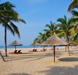 China November destination, Sanya
