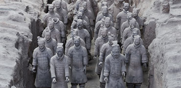 Xi'an, the Terracotta Army