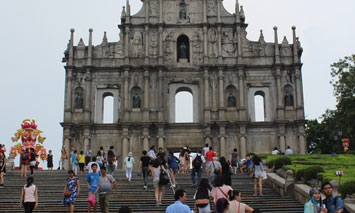 Macau Family Tour