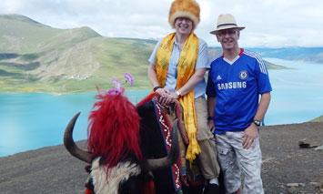 Visit Tibet with Kids
