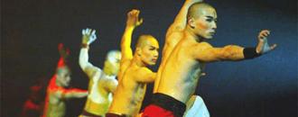 Beijing Kung Fu show