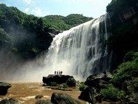 Guizhou Huangguoshu Water Fall