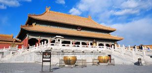 top China historical cities