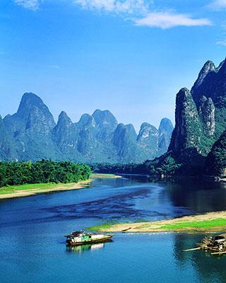 Li River in Guilin