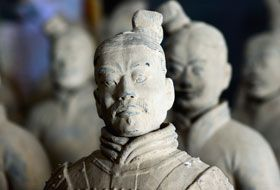 China history and culture travel, the Terracotta Army