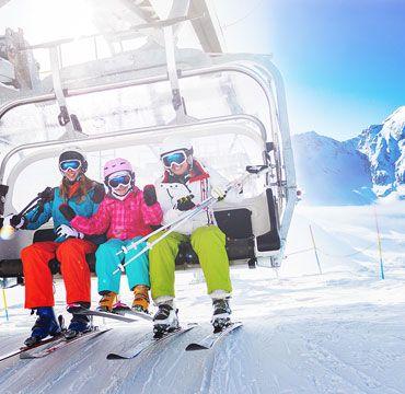 China top ski resorts
