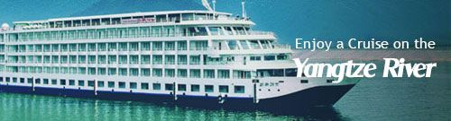 Yantze cruise