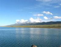 The Qinghai Lake