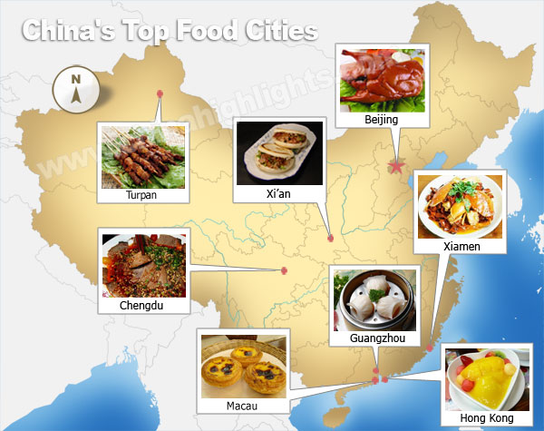 Best places to eat Chinese food