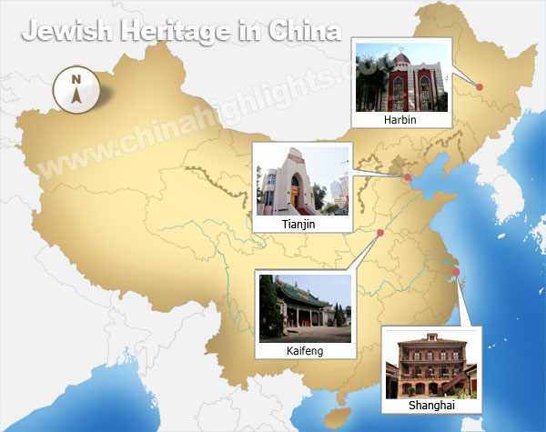 Top places to see Jewish heritage in China