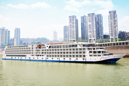 High Star Rating Yangtze Cruise Ships