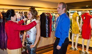 Shopping for Chinese Traditional Qipao