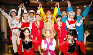 Welcome Performance by Cruise Staff
