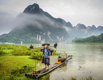Guilin and Yangtze Tour