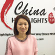 China Highlights Yangtze cruise expert, Ruby Zhao