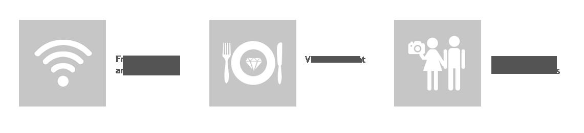 Victoria Cruises VIP service