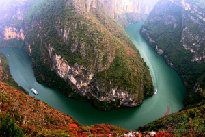 cruise on the Yangtze River