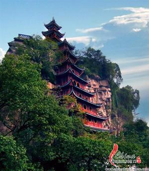 Shibaozhai, Chongqing