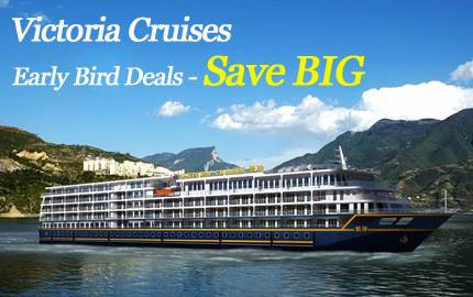 Victoria Cruises early bird deals