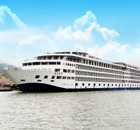 Yangzte 2, Yangtze River cruise deal