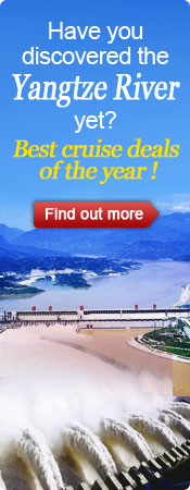 Yangtze River cruise last minute deals