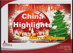 Annual Lucky Draw for Customers in 2009