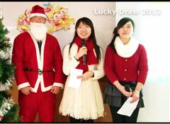China Highlights Lucky Draw 2012
