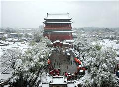 The Drum Tower in Beijing