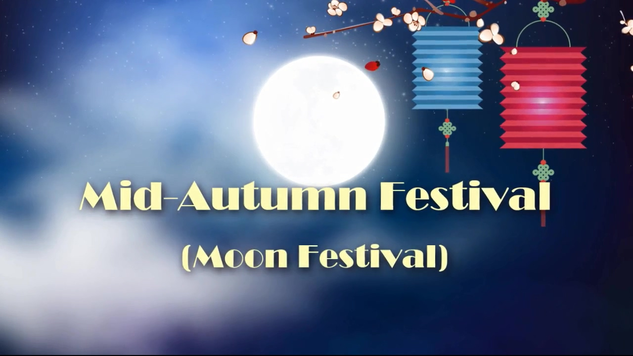 Moon Cake Festival 2020 Mid Autumn Festival 2019/2020, See What Chinese People do on the